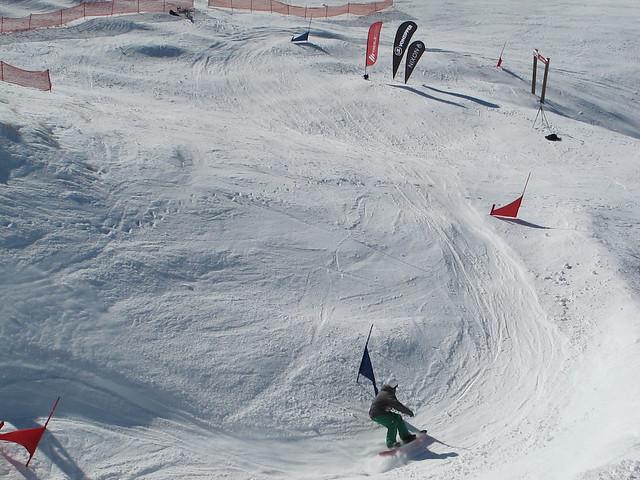 7 July NZ Snowboarder Banked Slalom 20127 July NZ Snowboarder Banked Slalom 2012