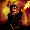 The Comedian Lights his Cigar (jezbags) Tags: comedian lights cigar watchmen lego legos toy toys jeffrey dean morgan dc legodc dclego macro macrophotography macrodreams macrolego canon canon80d 80d 100mm closeup upclose