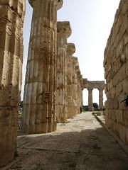 _1360640 Selinunte (22) (archaeologist_d) Tags: sicily italy selinunte archaeologicalsite archaeologicalruins greekruins 409bc 5thcenturybc templee templeofhera
