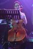 Apiary (2018) 06 - Natalie Haas (KM's Live Music shots) Tags: folkmusic unitedstates scottishfolk apiary nataliehaas cello festivalclub celticconnections artschool