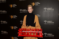 Global Teacher Prize | Red Carpet | GESF 2018 (#GESF Photos are available rights free.) Tags: charlize theron globaleducationskillsforum2018 globaleducationskillsforum varkeyfoundation atlantis thepalm dubai gesf2018 gesf globalteacherprize 1millionaward changinglivesthrougheducation redcarpet thebestofgesf2018