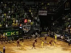 UO women vs Minnesota NCAA (LarrynJill) Tags: ducks basketball mattcourt eugene or uo sports ncaa