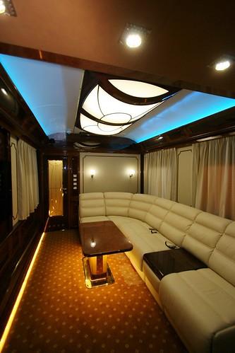 Romanov Private Carriage Lounge Bar
