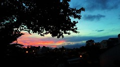 Letters to Summer: DONE! (Lemon Mousse!) Tags: sunset sky céu pordosol natureza nature meusvinte mytwenty