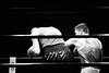 23385 - Hook (Diego Rosato) Tags: hook gancio boxe boxing night palaboxe boxelatina ring bianconero blackwhite nikon d700 70200mm sigma rawtherapee