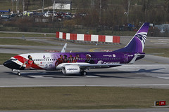 SU-GEN ZRH 20.03.2018 (Benjamin Schudel) Tags: sugen egyptair boeing 737800 zrh lszh kloten zurich international airport egyptian national soccer football team fifa world cup 2018 russia