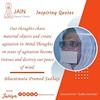 Inspiring Start keeps us Inspired the whole Day! Get inspired daily on (link: http://ift.tt/2EsNB44) jainnewsviews.com #jainsim #peace #success #quotes #quotesgram #inspiration #inspiring #moivationalquotes #motivation #women #womensday #monk #nun #love # (Jain News Views) Tags: jainism