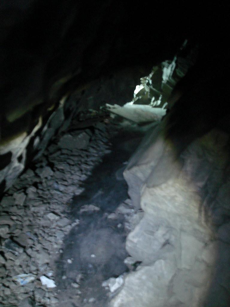 фото: В пещере Сугомак