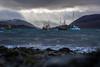 Atmospheric Ullapool (benoitgx) Tags: écosse ullapool scotland loch boats light ecosse