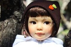 Scarlett (dambuster01) Tags: kidzncats vinyl doll heartsoul 18inches customisedbyme custom