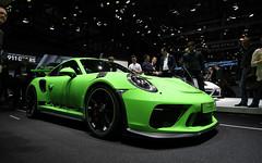 Porsche 911 GT3 RS MK2. (Tom Daem) Tags: porsche 911 gt3 rs mk2 motor show geneva genève