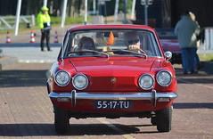 1972 Fiat Sport 850 Coupe 55-17-TU (Stollie1) Tags: 1972 fiat sport 850 coupe 5517tu lelystad