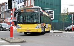 5288 33 (brossel 8260) Tags: belgique bus tec liege