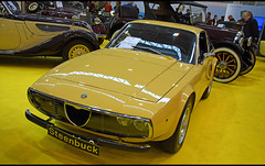 Alfa Romeo junior 1300 Zagato (baffalie) Tags: auto voiture ancienne vintage classic old car coche retro expo allemagne german automobile sport racing motor show collection club