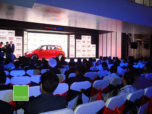 "Swift Car Launch • <a style=""font-size:0.8em;"" href=""http://www.flickr.com/photos/155136865@N08/26620283907/"" target=""_blank"">View on Flickr</a>"