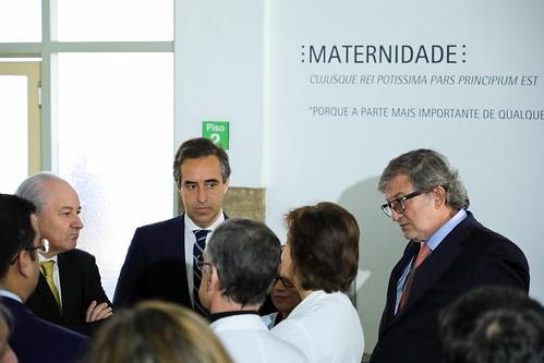 Saúde: Rui Rio em Coimbra