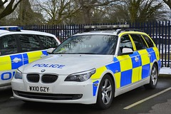 WX10 GZY (S11 AUN) Tags: avon somerset police bmw 530d 5series estate touring anpr traffic car rpu roads policing unit 999 emergency vehicle triforce wx10gzy