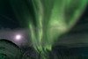 Slime in the Sky (JoshyWindsor) Tags: norway aurora northernlights scandenavia landscape canoneos5dmarkiii travel astrophotography nature moonrise tromso moon canonef1635mmf28l europe nightphototeaphy nocturnal