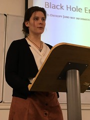 Carina Prunkl (Oxford) gives a Sigma Club lecture