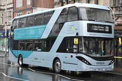 432 - YN18SVC (DavidsBuses) Tags: nottinghamcitytransport scania alexanderdennisenviro400cbgcity gaspowered 432 yn18 yn18svc