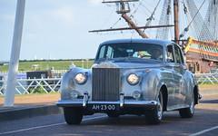 1960 Rolls Royce Silver Cloud AH-23-00 (Stollie1) Tags: 1960 rolls royce silver cloud ah2300 lelystad