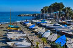 Barche in letargo (Gianni Armano) Tags: barche letargo foto gianni armano photo arenzano genova liguria italia flickr