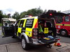 5936 - HE - LJ15 LTK - 101_0062 (Call the Cops 999) Tags: uk gb united kingdom great britain england vehicle vehicles he highways land rover discovery lj15 ltk west midlands wmfs fire service open day brierley hill community station ope 26 august 2017