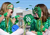 Do You Like My Green Nail Polish? (Colorado Sands) Tags: shamrocks girls female youngladies stpatricksparade denver colorado parade irishparades festive event stpats us americanparades usa america stpaddys sandraleidholdt march 2018 stpatricksdayparade stpatricksday american parades unitedstates celebration green