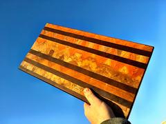 Cutting boards (Sporkchops) Tags: cuttingboard wood oklahoma walnut pecan woodworking
