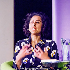 P3071204 Samira Ahmed - Humanists UK 2018 Franklin Lecture at the Camden Centre, London (Paul S Jenkins Photography) Tags: iwd2018 angelasaini camdencentre franklinlecture humanistsuk internationalwomensday samiraahmedfranklinlecture london england unitedkingdom gb