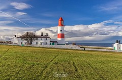 Souter Lighthouse (robinta) Tags: lighthouse buildings architecture historic ngc landmark england southshields uk light colors colour canon 1855isstm 200d landscape