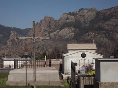 Evisa: cimetière (Vincentello) Tags: evisa cimetière graveyard tombeau mountain