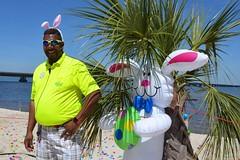Richard at LuLu's Easter 2018-1