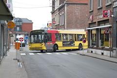 SRWT 5158-13 (Public Transport) Tags: bus autobus tec srwt