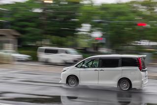 Hiroshima rain