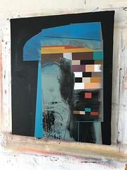 Jim Harris: Eric Dolphy Live at the Five Spot Volume 2. (Jim Harris: Artist.) Tags: music jazz art arte artist arts kunstzeitgenössische konst painting maalaus malerei málverk målning