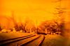 20180413-014 (sulamith.sallmann) Tags: analogeffekt analogfilter berlin blur deutschland effect effects effekt filter folie folientechnik germany gleise mitte orange osloerstrase rails schienen unscharf verschwommen wedding sulamithsallmann