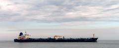 Inbound (R. Engelsman) Tags: seawaysjosefacamejo seaways ship vessel boat inbound tanker crudeoil crude oil sea water sky clouds 24105mm maasmonding portofrotterdam rotterdam netherlands nederland nl maasvlakte