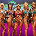 Open Bikini Medium Top 5-5th France Normandeau, 4th Justine Younger, 3rd Roberta Thomas, 2nd Sandy Nijjar, 1st Angela Evans
