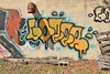 GOZER (TheGraffitiHunters) Tags: graffiti graff spray paint street art colorful nj new jersey transit trackside njt gozer