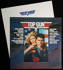 Top Gun OST (Jacob Whittaker) Tags: art album cover sleeve 12inch lp soundtrack