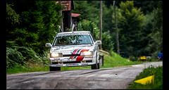 Renault 21 Turbo Gr.N (1987) (Laurent DUCHENE) Tags: vosgesrallyefestival rallye rally rallycar rallyevent historiccar motorsport car automobile automobiles 2017 renault 21 turbo grn