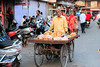 Old man selling pastry in Jodhpur Old City, Rajasthan, India (CamelKW) Tags: 2018 india rajasthan jodhpur in oldman selling pastry oldcity