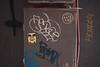 Acro, Obey, Jumbo (NJphotograffer) Tags: graffiti graff new jersey nj acro acroe aids yak sfg crew obey giant sticker jumbo jm