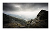 Dinorwic Quarry 14 Jan 2017 (Matthew Dartford) Tags: dinorwicquarry matthewdartford breakinglight happisburgh landscape panorama slate slatemine uk wales wide wideangle