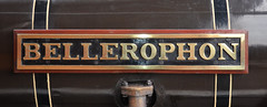 Bellerophon (davids pix) Tags: bellerophon haydock foundry richard evans james cross industrial steam locomotive preserved nameplate severn valley railway 2018 17032018