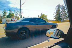 My, Oh, too ettr much (Dimi Sahn) Tags: dodge charger street road motion movement candid portrait car auto