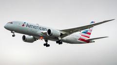 Boeing 787-8 Dreamliner N803AL American Airlines (William Musculus) Tags: london heathrow airport spotting lhr egll n803al american airlines boeing 7878 dreamliner