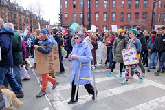 March for Our Lives, Columbus Avenue, Boston (brooksbos) Tags: activist brooksbos boston brooks southend marchforourlives guns violence students shootings protest peaceful cybershot city dscrx100m2 friendship family geotagged historic massachusetts newengland people rx100m2 rx100 sony young senior elderly youth neveragain a i asked