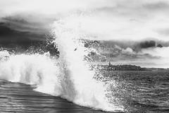 Saint Malo  IMG_0877 (photo.bymau) Tags: crashingwave crashing bymau canon 5d marée saint malo cote meraue bretagne vague mer sea wave